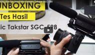 Permalink ke Review Mic Takstar SGC-598 Indonesia