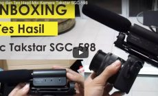 Permalink ke Review Mic Takstar SGC-598 Indonesia
