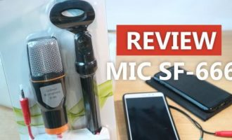 Permalink ke Review Microphone Condenser SF-666