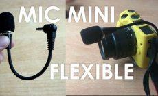 Permalink ke Review Microphone Mini Flexible 3.5mm 16cm