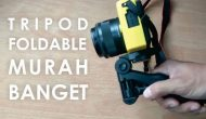 Permalink ke Review Tripod Mini Foldable, Mini Tripod Murah Banget Untuk DSLR, Action Cam, Hp