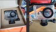Permalink ke Review Waterproof Case Yi Action OEM, Tapi Mirip Ori