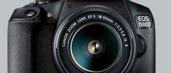Spesifikasi Kamera Canon EOS 1500D