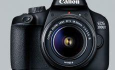 Permalink ke Spesifikasi Kamera Canon EOS 3000d