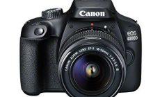 Permalink ke Spesifikasi Canon EOS 4000D Kit EF-S 18-55mm III
