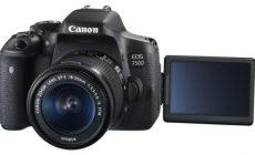 Permalink ke Spesifikasi Canon EOS 750D Terbaru