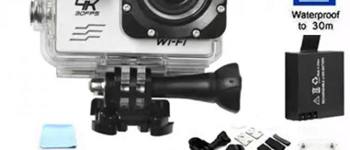 Spesifikasi Neo Sport Action Camera Wifi 4k – Action Cam dibawah 500rb