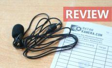 Permalink ke Review Microphone Clip-ON 3.5mm Harga 20ribu
