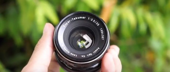 Review Lensa Jadul Super Takumar 35mm F3.5 di Kamera Mirrorless Sony A6000