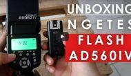 Permalink ke Unboxing dan Tes Flash Andoer 560IV Indonesia