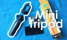 Permalink ke Unboxing dan Review Mini Tripod YUNTENG YT 228
